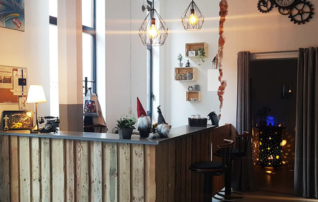 Studio Cocoon Mulhouse - Ambiance cosy