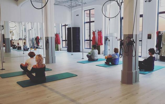 Studio Cocoon Mulhouse - Cours de Pilates