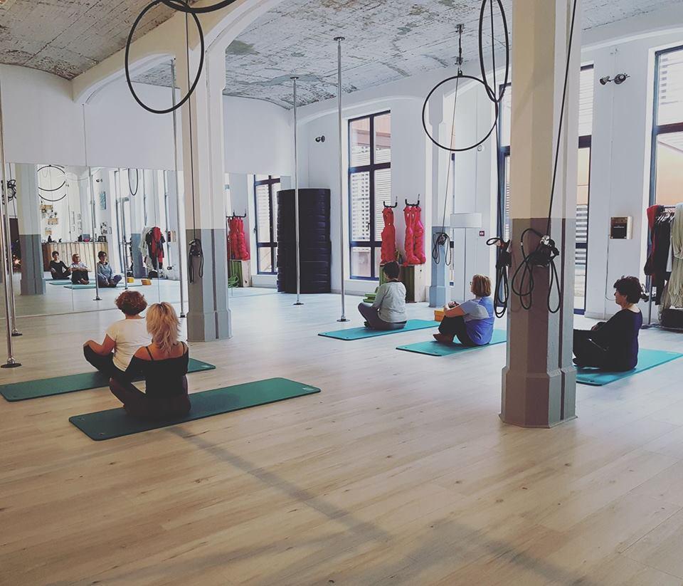Studio Cocoon Mulhouse – Cours de Pilates
